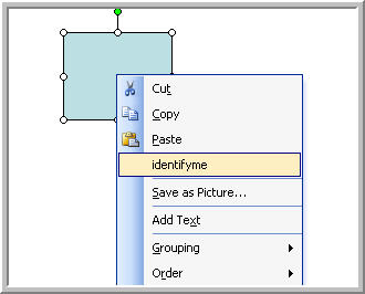 The new right click menu