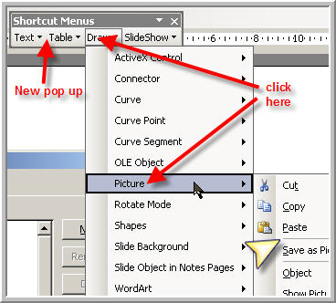 Modify Right Click menus